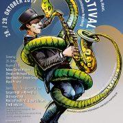 Plakat 33. Jazzfestival Würzburg (A4/300dpi)