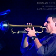 34. Jazzfestival Würzburg 2018 / 3. Landesjazzfestival Bayern 2018 –Thomas Siffling Flow
